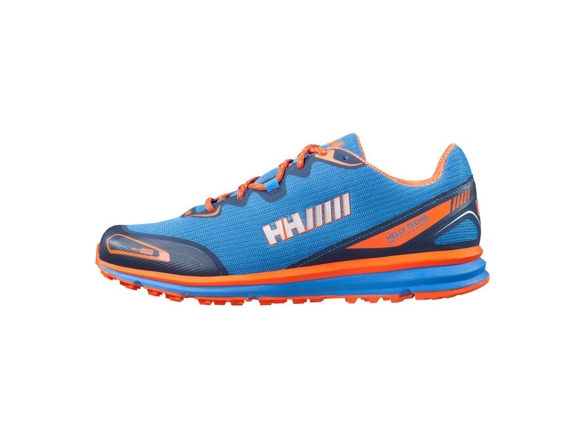 Helly Hansen PATHFLYER HT RACER BLUE / NAVY / MAGMA EU 44.5/US 10.5 (11172_535-10.5)