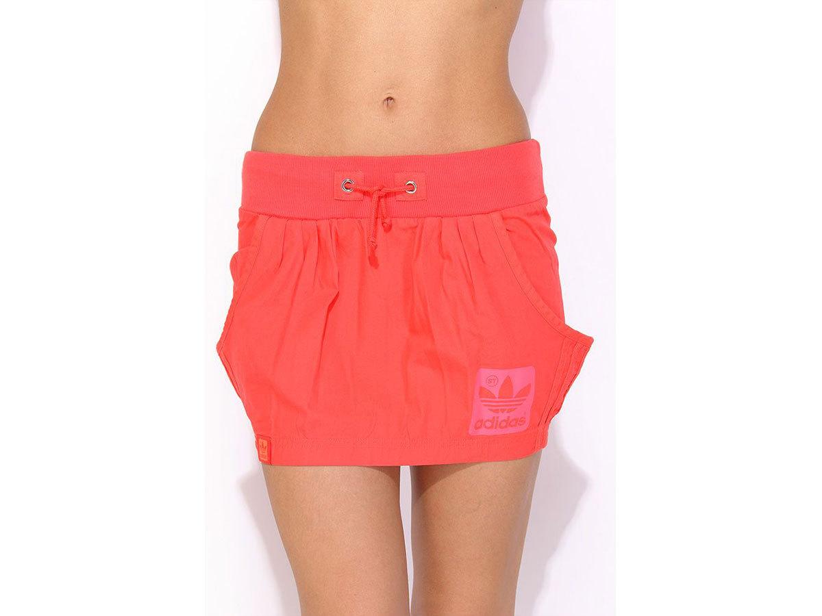 Adidas ST Skirt - szoknya V33181 piros - 34