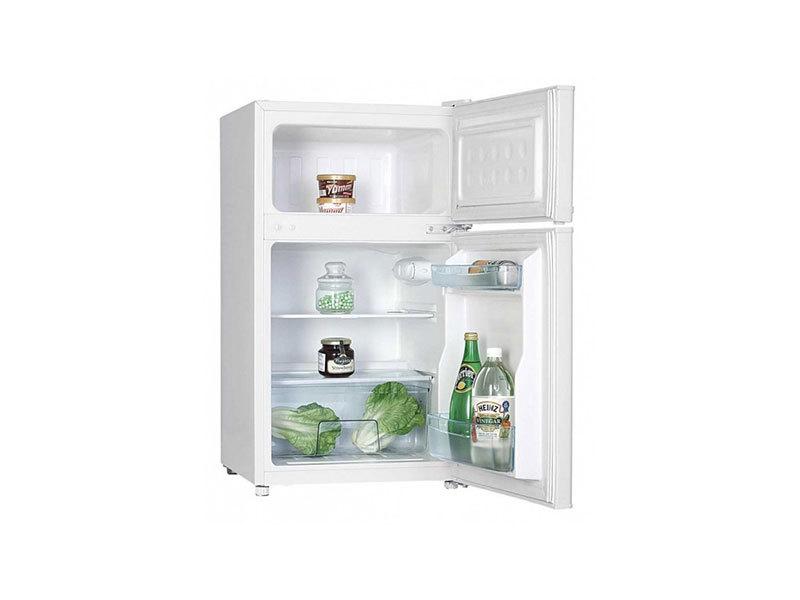 MPM AGD S.A. Hűtőszekrény fehér 65l+25l fagyasztó Magassága 85cm