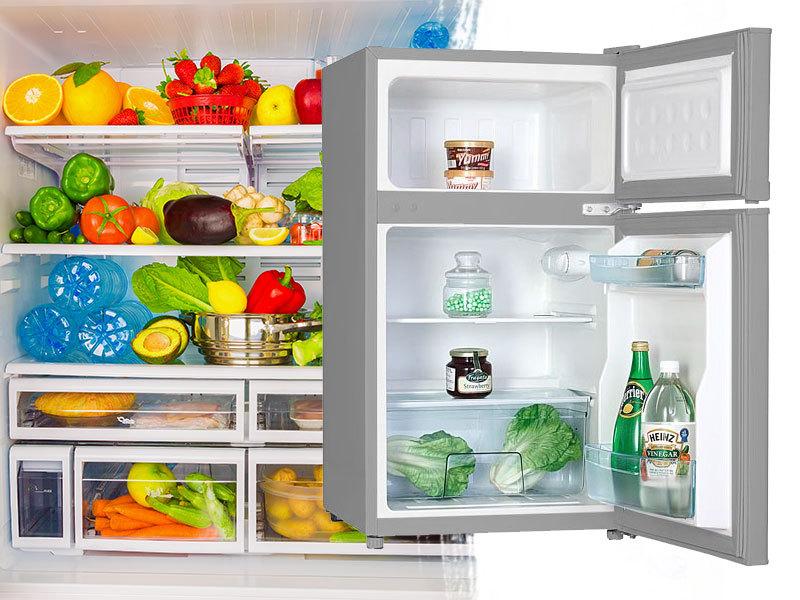Hűtőszekrények fagyasztóval változatos méretekben (MPM gyártó) fehér vagy inox színben / 1,5 év garancia