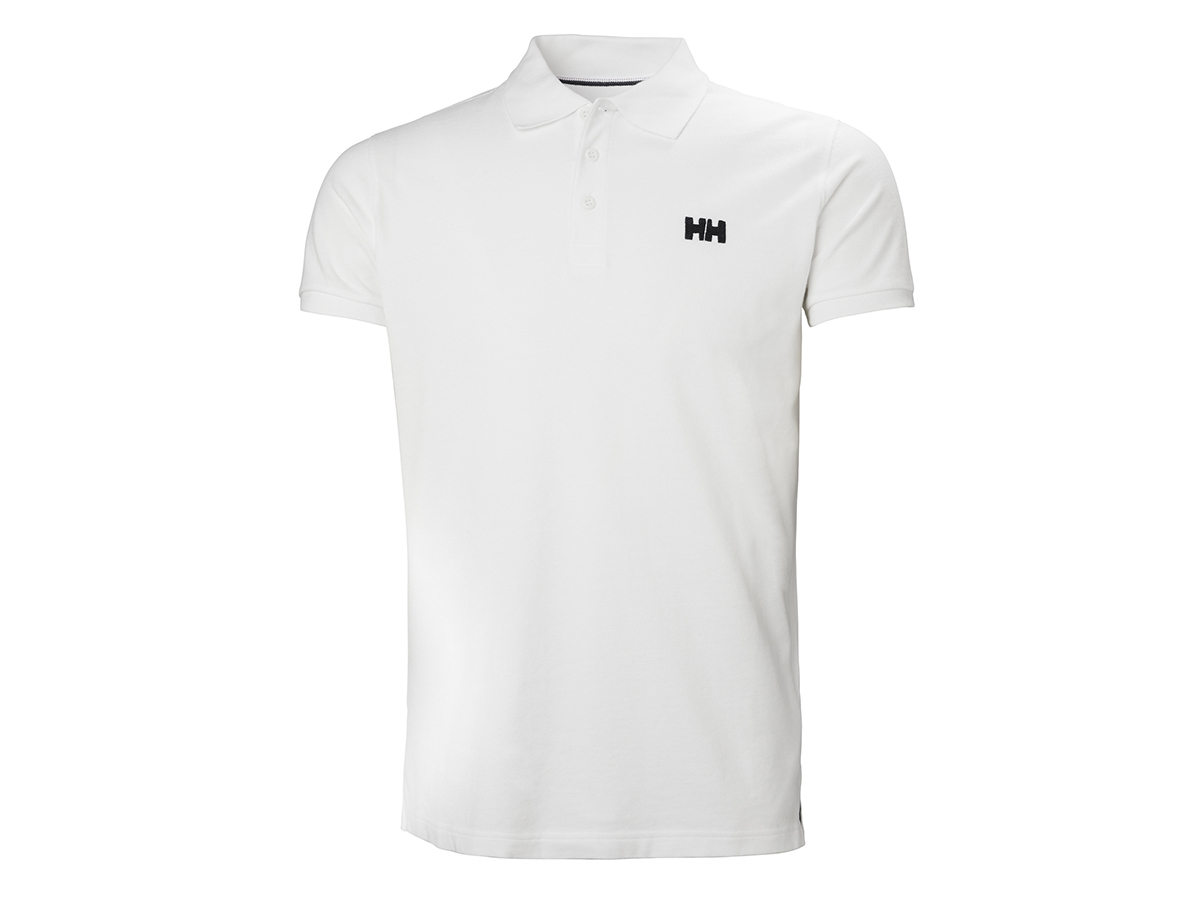 Helly Hansen TRANSAT POLO WHITE XL (33980_001-XL)