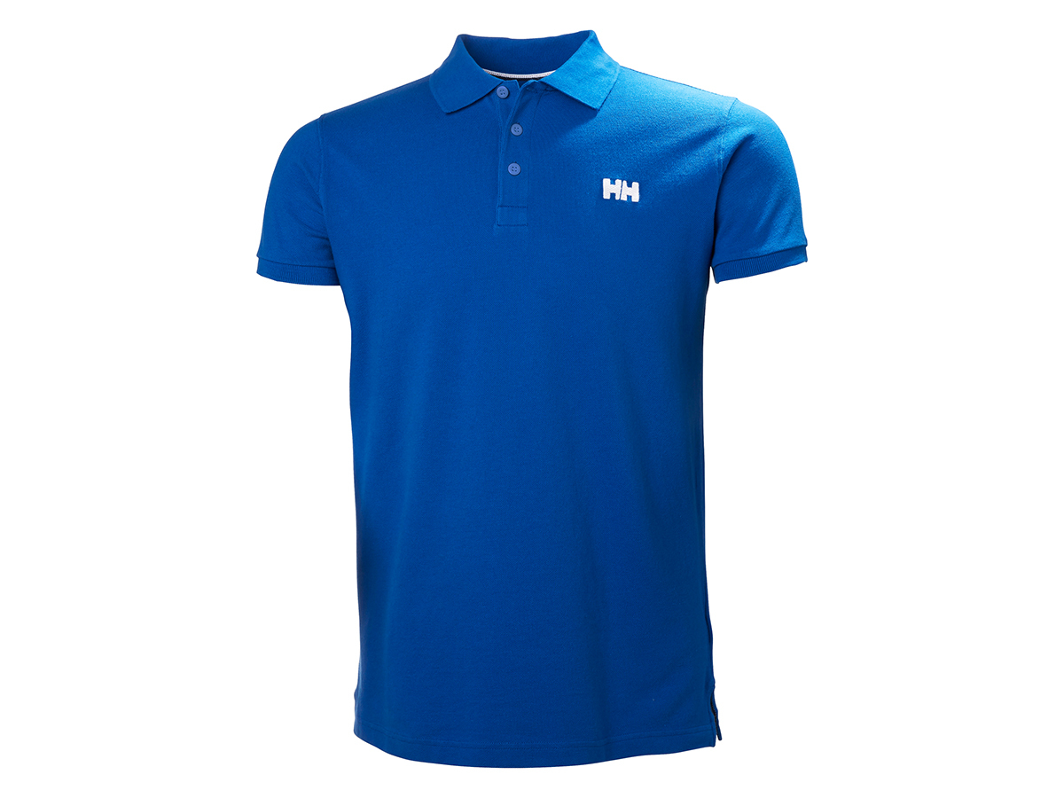Helly Hansen TRANSAT POLO OLYMPIAN BLUE M (33980_563-M)