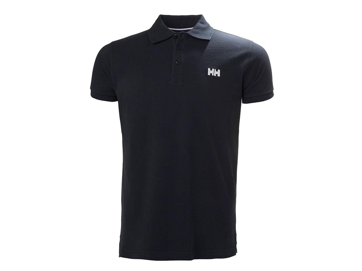 Helly Hansen TRANSAT POLO NAVY L (33980_597-L)