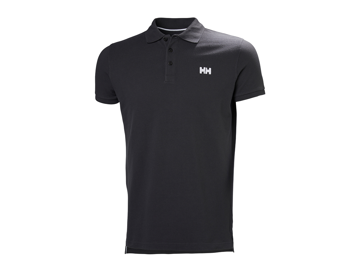 Helly Hansen TRANSAT POLO EBONY L (33980_980-L)