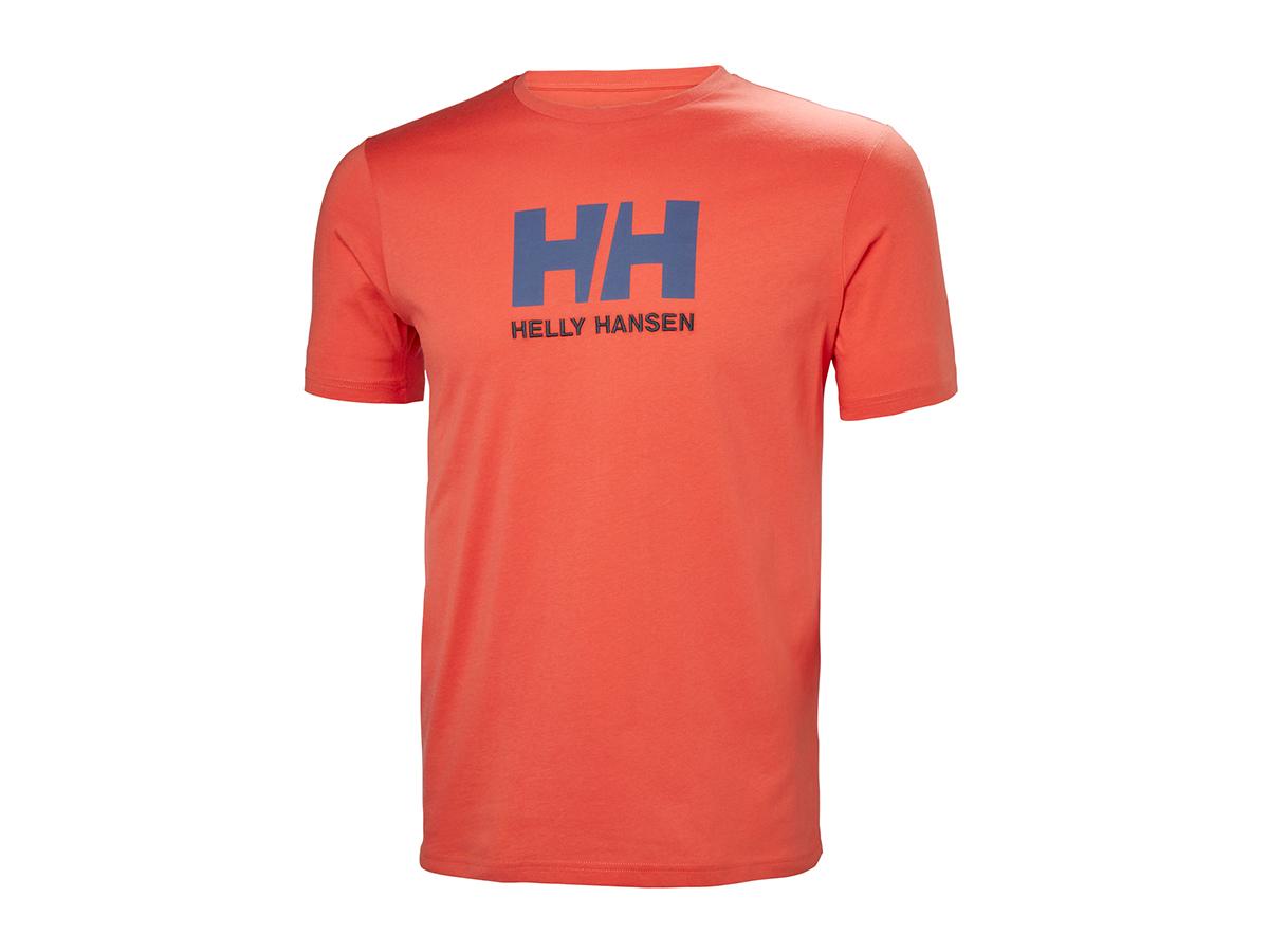 Helly Hansen HH LOGO T-SHIRT PAPRIKA L (33979_118-L) - AZONNAL ÁTVEHETŐ