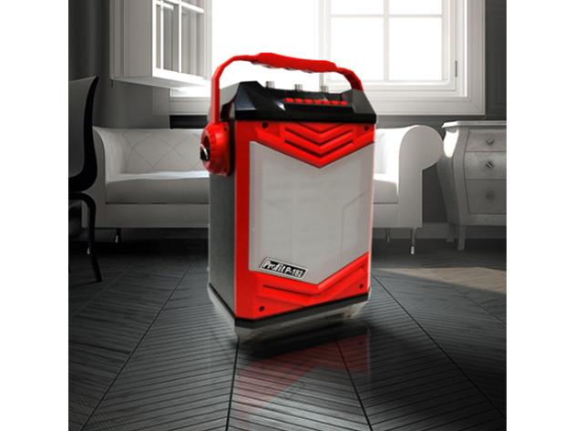 Profit Reader Speaker hangfal RGB (P-182) Piros IRP-000005033