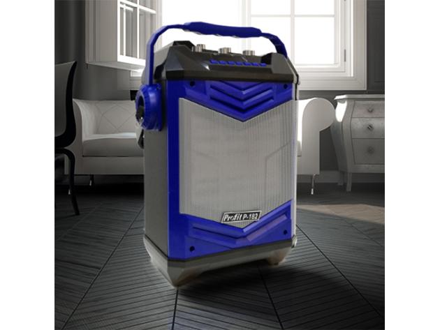 Profit Reader Speaker hangfal RGB (P-182) Kék IRP-000005032