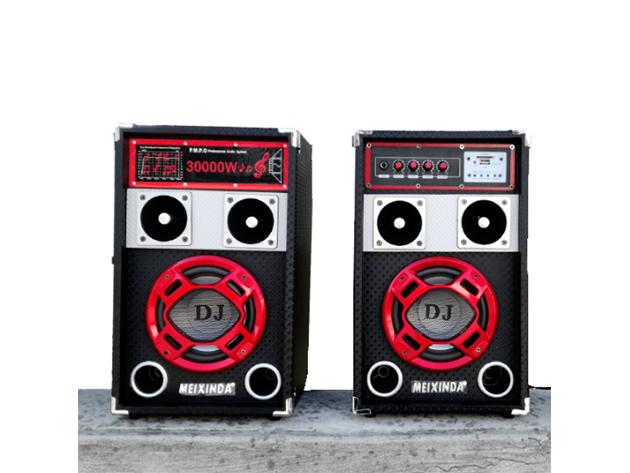Akkus hangfal szett (RedSound DJ) IRP-000004811