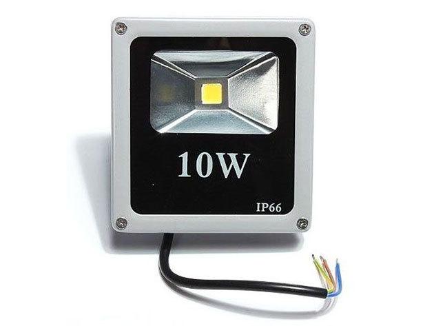10w-os kültéri LED reflektor