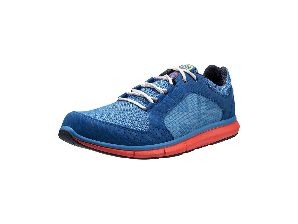 Helly Hansen AHIGA V3 HYDROPOWER BLUE WATER / CLASSIC BLUE EU 44.5/US 10.5 (11215_503-10.5)