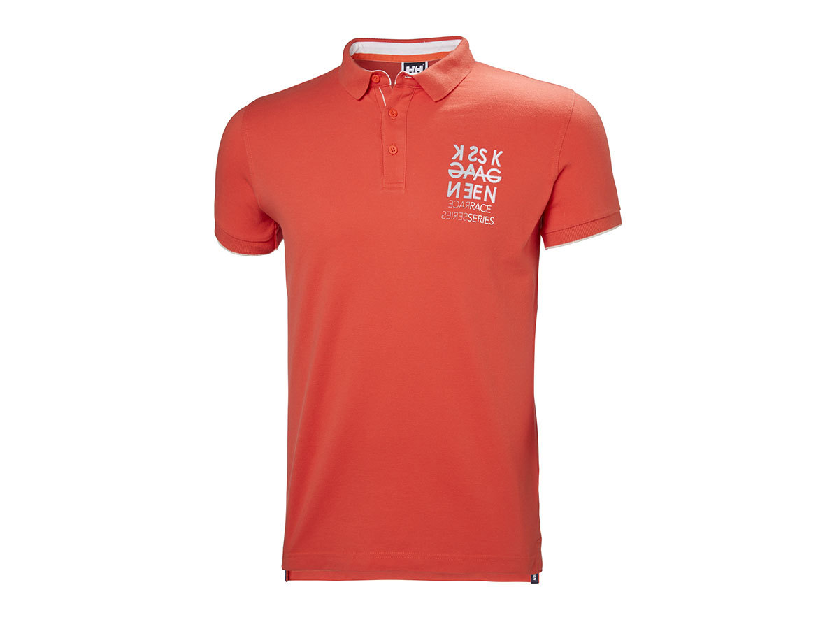 Helly Hansen MARSTRAND POLO PAPRIKA XXL (53022_118-2XL)
