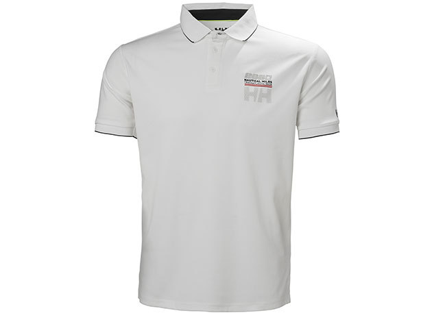 Helly Hansen HP RACING POLO - WHITE - S (53012_002-S )