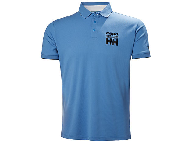 Helly Hansen HP RACING POLO - BLUE WATER - S (53012_503-S )