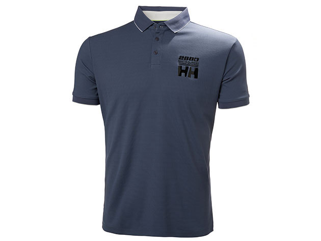 Helly Hansen HP RACING POLO - VINTAGE INDIGO - S (53012_701-S )