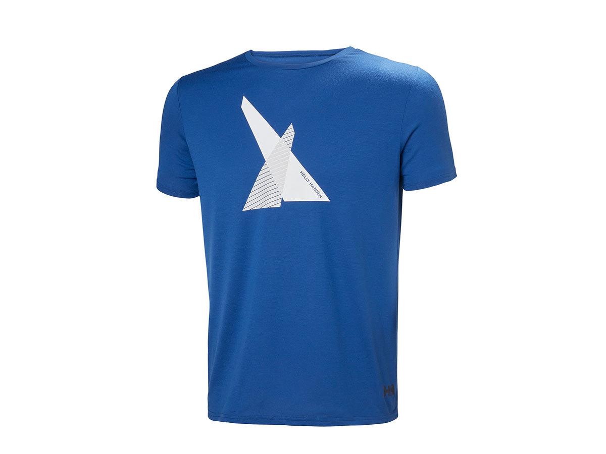 Helly Hansen HP SHORE T-SHIRT - OLYMPIAN BLUE - XL (53029_564-XL )