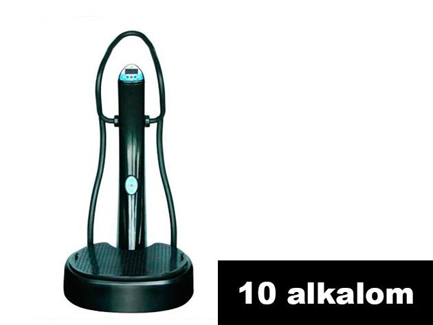 3D Vibro tréner 10 alkalmas (10*10perc)