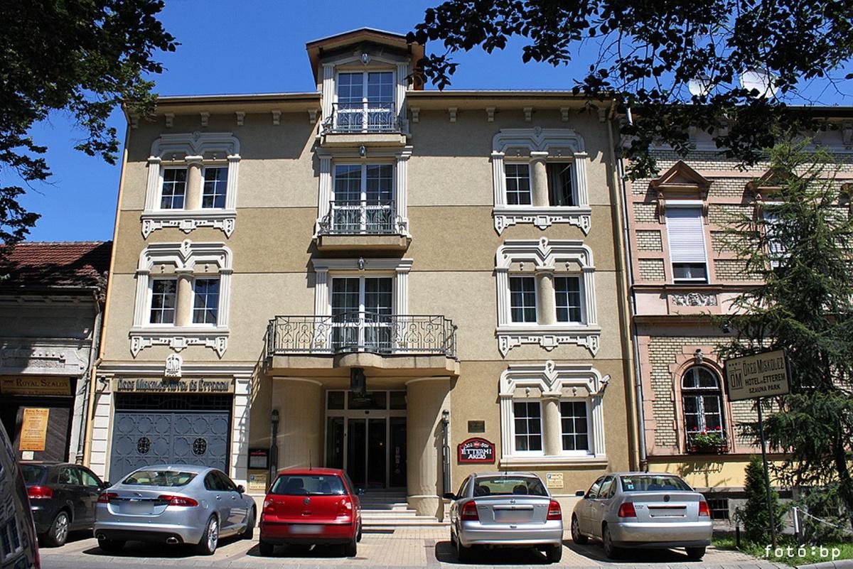 Öreg Miskolcz Hotel**** szállás Mikolcon 3 nap 2 éjszaka 2 fő részére félpanziós ellátással HÉTVÉGÉN
