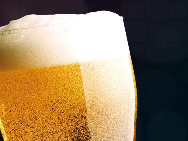 2 Korsó DAB sör és egy óra SNUR játék!