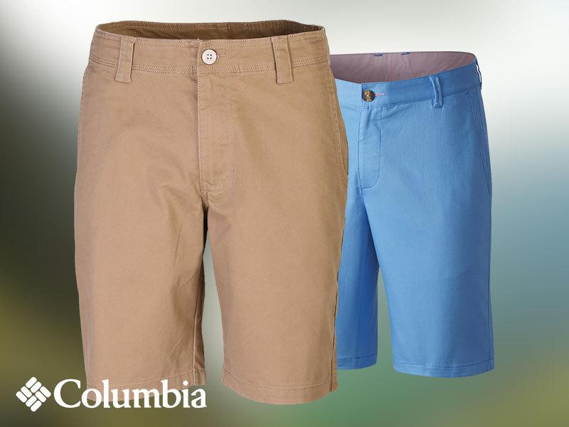 Columbia rövidnadrágok férfiaknak: Silver Ridge Cargo, Bridge To Bluff, Chatfield Range, Harborside Chino és Hoover Heights Short, változatos fazonok 30-44 méretben
