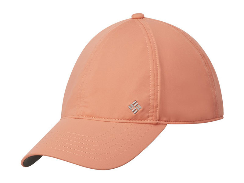 Columbia W Coolhead Ballcap - 1506961-q - 867-Lychee