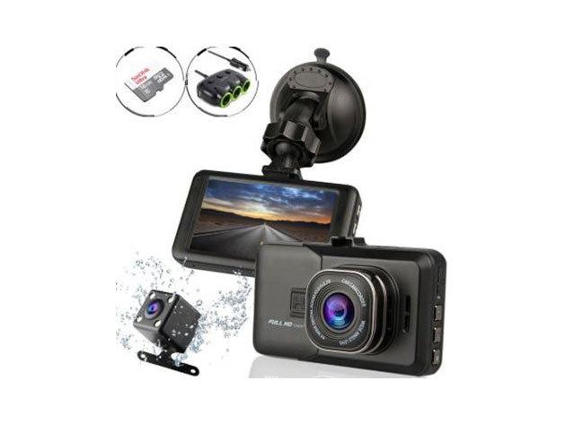 HEINGANG autós kamera + tolatókamera