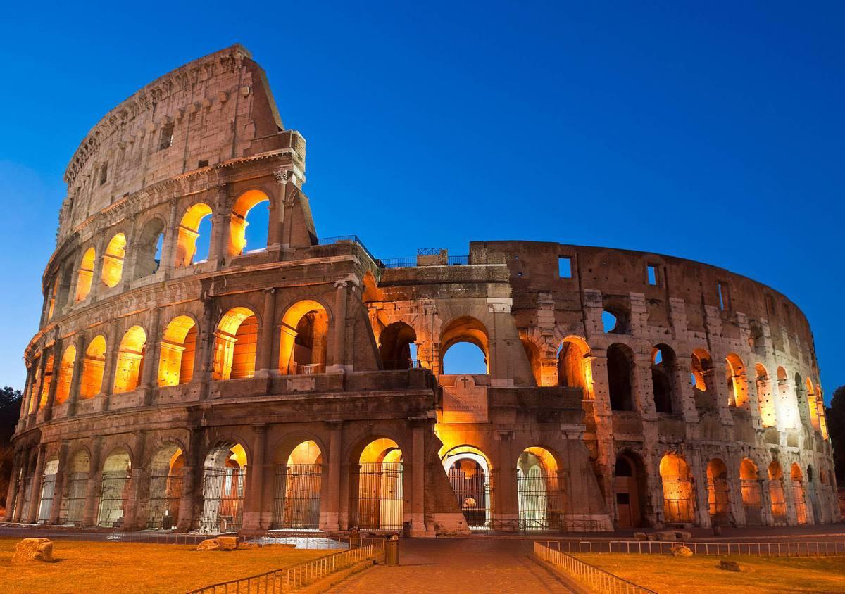 Olaszország, Róma, Vatikán - buszos utazás ősszel, szállással / fő