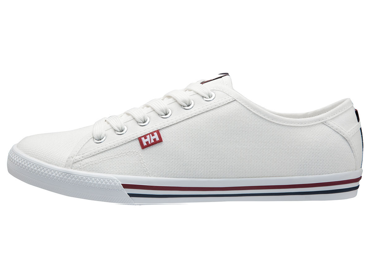 Helly Hansen FJORD CANVAS - OFF WHITE / PLUM / EVENIN - EU 40/US 7 (10772_002-7 )