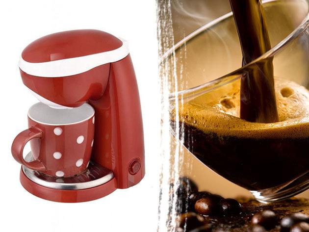 Kalorik elektromos kávéfőzők termosszal vagy bögrével, dizájnos kivitelben - mert a nap egy jó fekete nélkül nem kezdődhet el...
