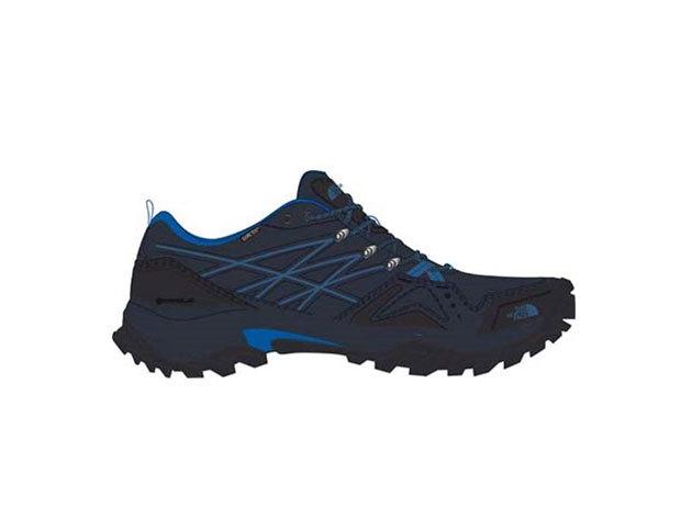THE NORTH FACE férfi cipő M HEDGEHG FP GTX(EU) URBNVY/TRKSHSEA - T0CXT31SB 9 / 42 (Utánrendelésre vásárolható)