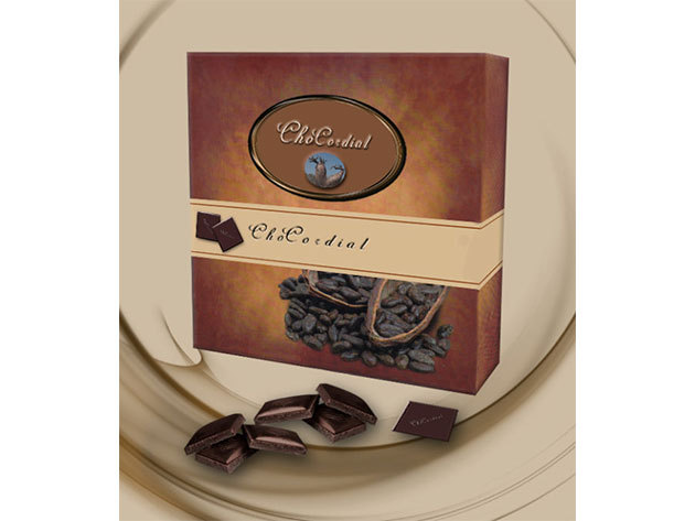ChoCordial csokoládé + baobab őrlemény