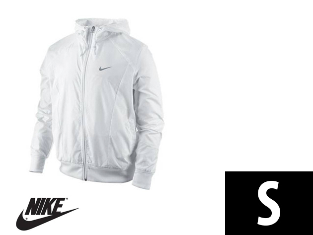"""Nike """"Athletics Dept Sprint Seasonal"""" férfi kapucnis széldzseki (S)"""