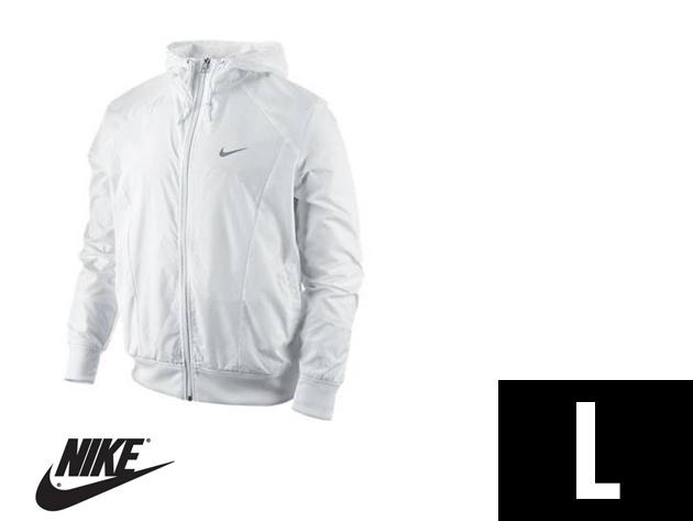 """Nike """"Athletics Dept Sprint Seasonal"""" férfi kapucnis széldzseki (L)"""