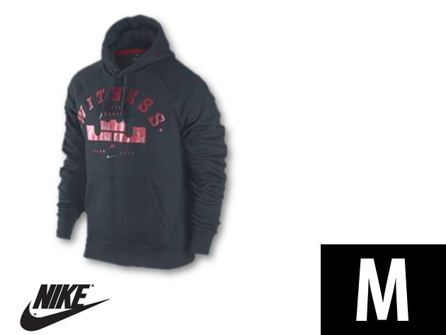 "Nike ""LeBron Witness"" férfi kapucnis, kenguruzsebes felső (M)"