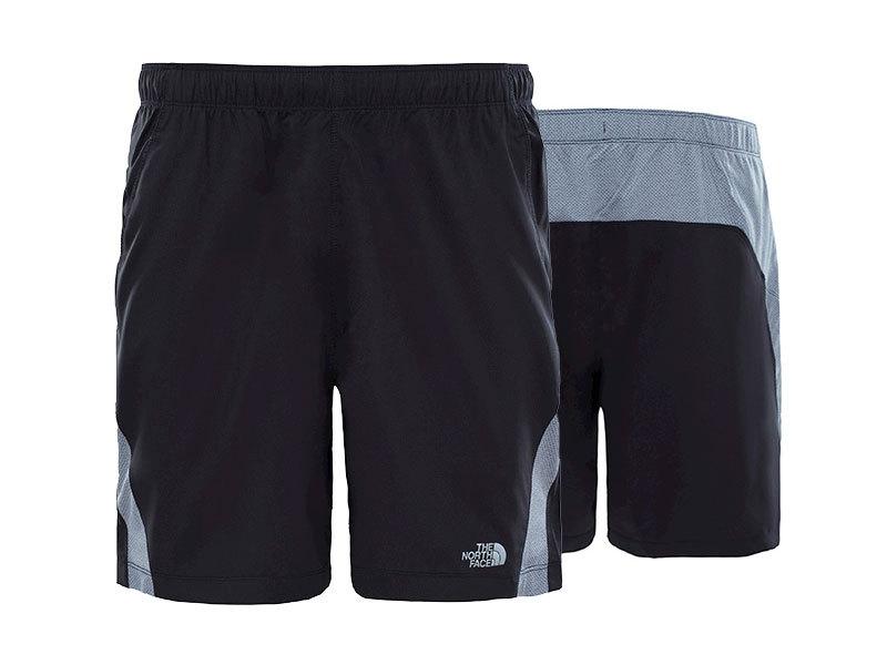 The North Face férfi rövid nadrág M REACTOR SHORT TNF BLACK - T92V5UJK3 - XL - AZONNAL ÁTVEHETŐ