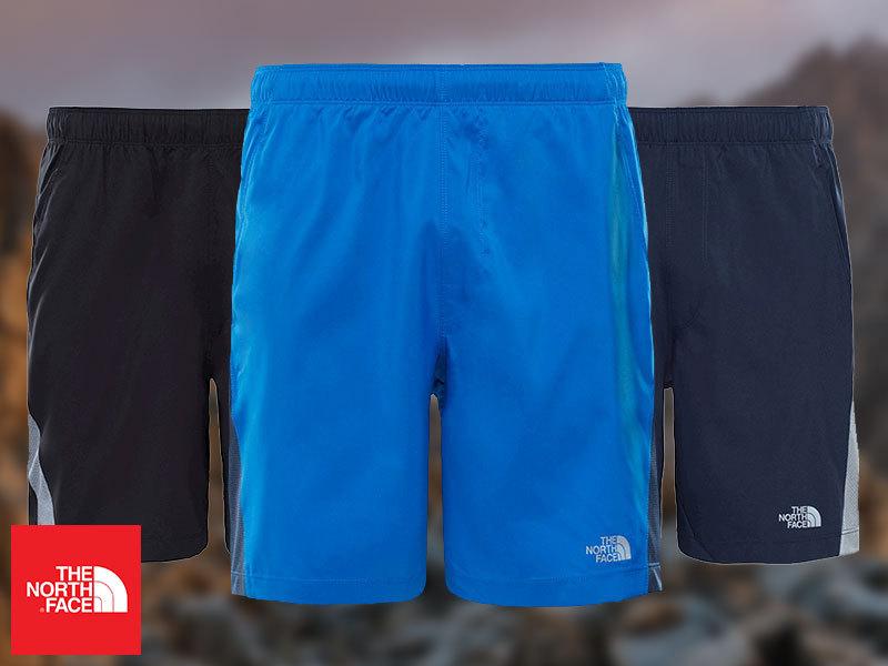 The North Face® M REACTOR SHORT férfi rövidnadrág OUTLET ÁRON, szabadidős tevékenységekhez már csak XL-es méretben