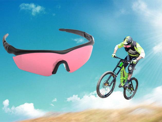 Red Shift Szemüveg vezetéshez is, 100% UVA és UVB védelemmel / különleges bevonat az erős fények ellen