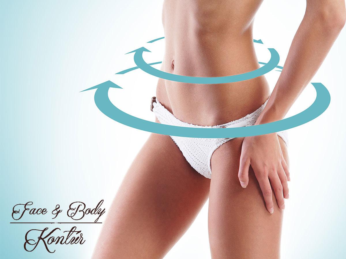 """Alakformálás - 240 perces """"All in"""" testkezelő csomag: zsírfagyasztás, cellutek, presszoterápis, EMS...stb. / Face&Body Kontúr"""