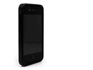 BodyGuardz iPhone 4/4S Ciderz - Védőkeret (Fekete)