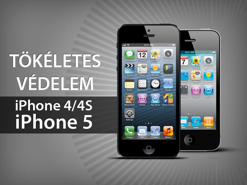 Védd iPhone-odat praktikus és egyben divatos kiegészítőkkel.
