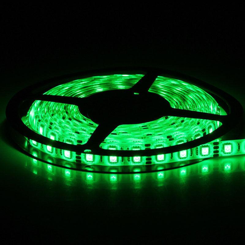 5m LED szalag szilikonos (ZÖLD) IRP-000004997