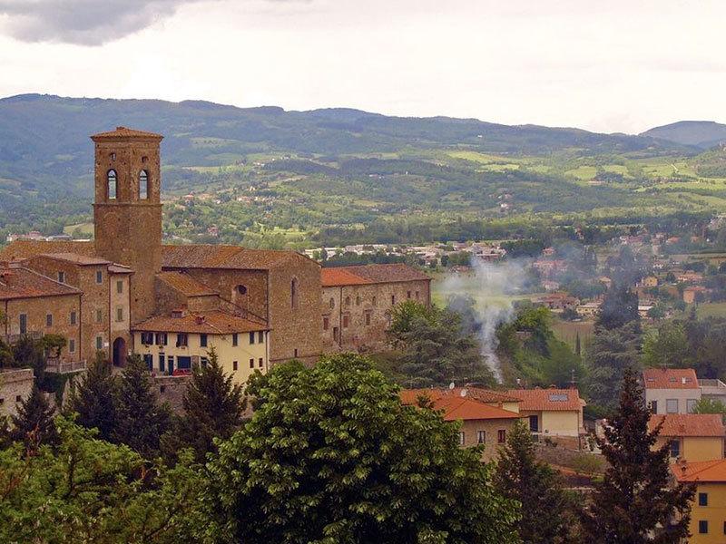 Toszkána, Casa Agricola Rossi - szállás Firenze közelében 3 vagy 5 éjszakára 2 fő részére jól felszerelt apartmanban