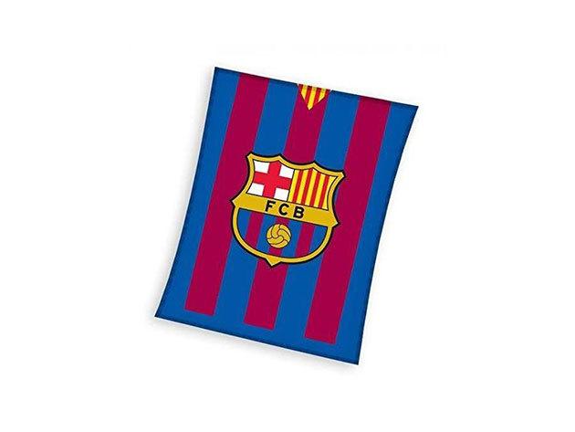 FC Barcelona pléd (FCB8018BLK)