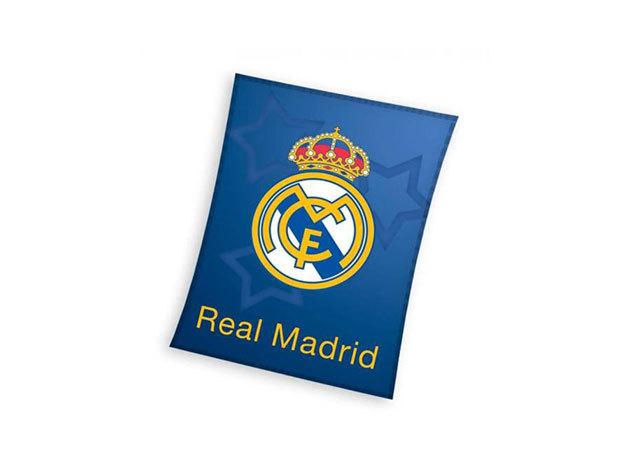 Real Madrid pléd (RM171001BLK)