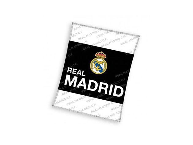 Real Madrid pléd (RM5001BLK)