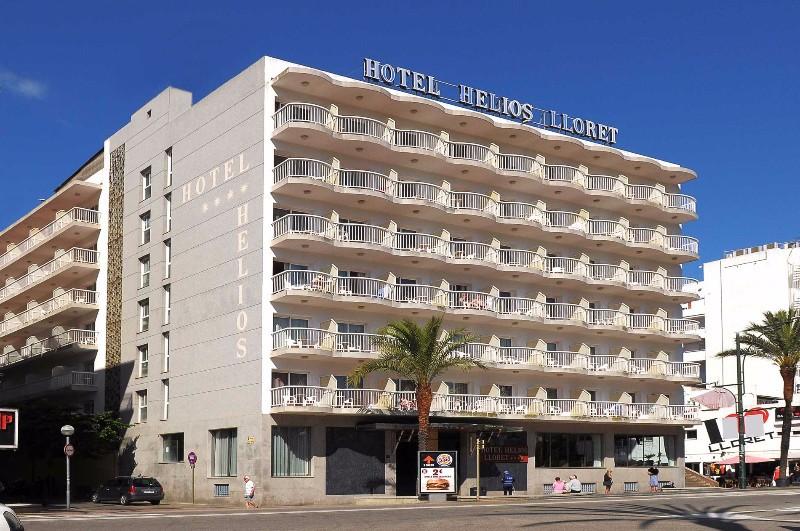 2018. szept. 1-29. között / Costa Brava repülős utazás, szállás a Hotel Helios**** Lloret de Mar-ban: 8nap/7éjszaka félpanziós ellátással / 2fő