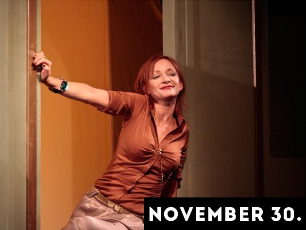 Fráter Zoltán: Hát hogy szeret maga engem? Pinceszínházi előadás (2012.11.30)