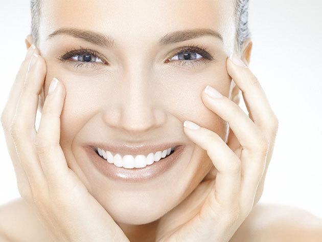 Mély kötőszöveti bőrmegújító feszesítés teljes arc, nyak, dekoltázs területre SKIN TONE RF technológiával (50 perc, 1 alkalom)