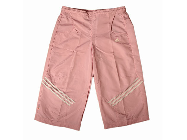 ADIDAS 3SI 3/4 PANT - lány bermuda (rózsaszín) 644838 - 140