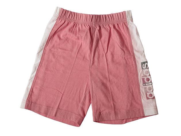 ADIDAS BY GRAPH - lány short (rózsaszín) 913336 - 98