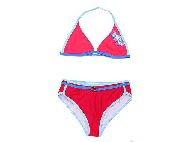 Adidas Aw By Bikini - lány bikini (piros) V34730 - 164